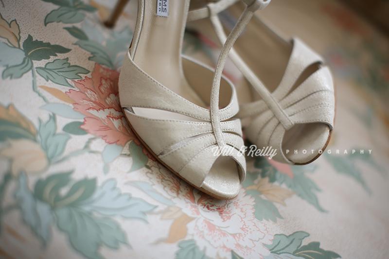 Wedding Photographer Shoes