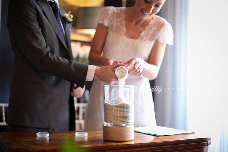Wedding Photographer Sand Ceremony