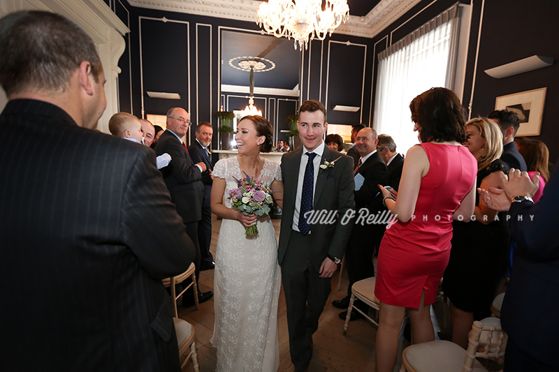 Wedding Photography Recessional