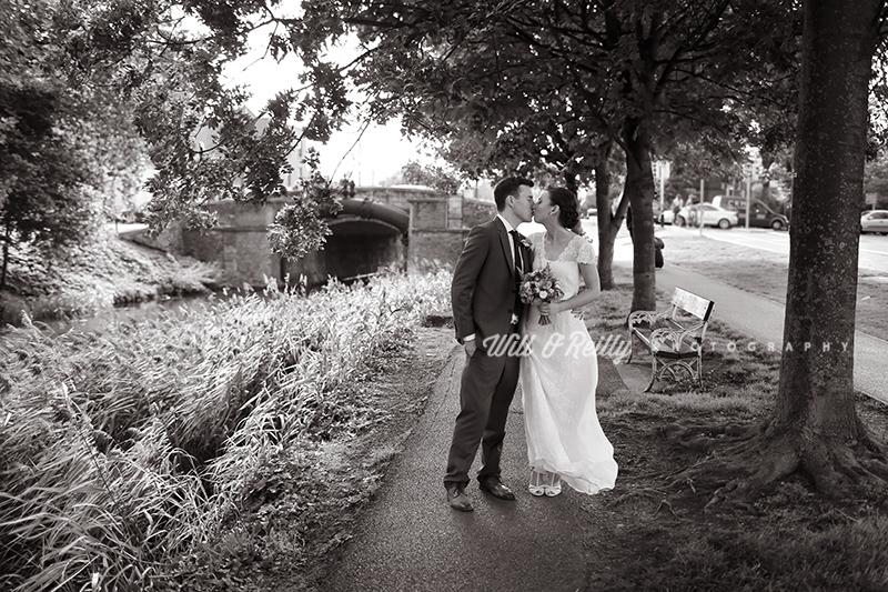 Wedding Photography Kiss
