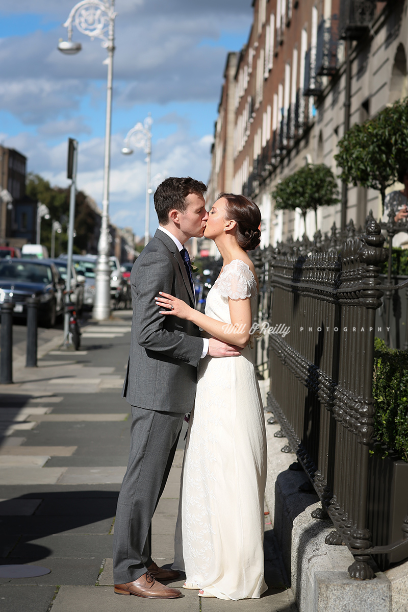 Wedding Photos 25 Fitzwilliam Place