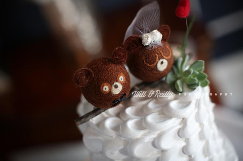 Wedding Photos Cake